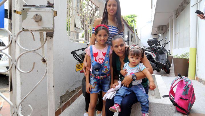 Flüchtlinge aus Venezuela: Hinter hohen Mauern