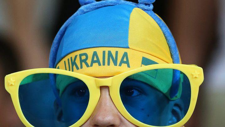 """Ukraine vs. Schweden: """"Schewagoal"""" lässt die Ukraine jubeln"""