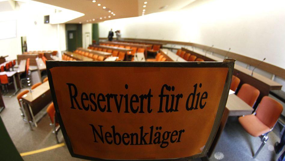 NSU-Prozess: Neustart nach der Watschn