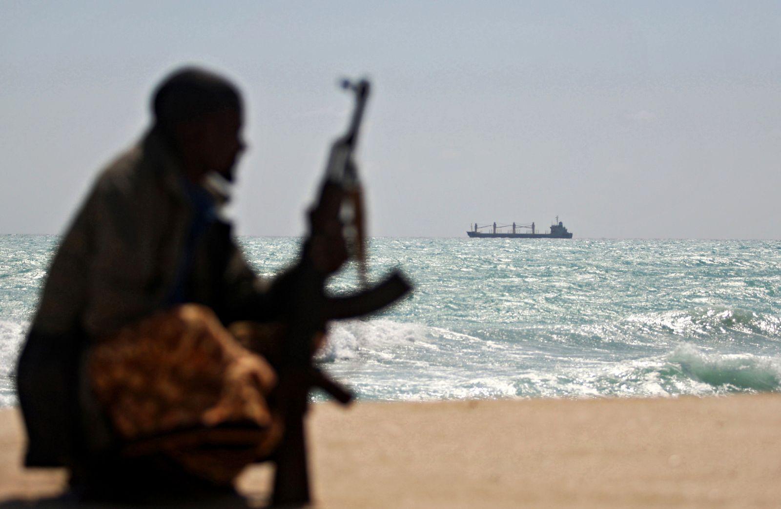 Somalia / Piraten