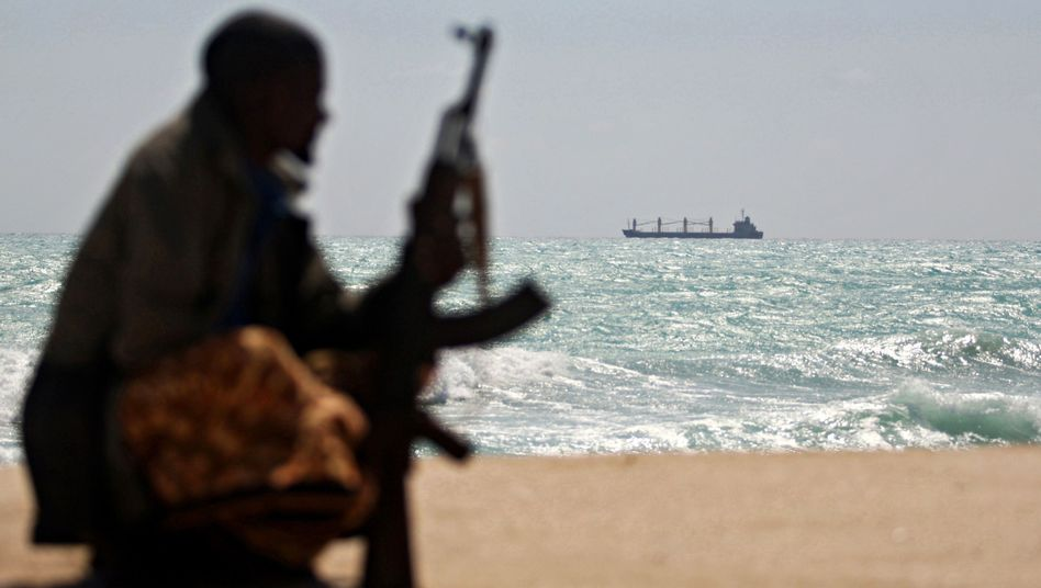 Piracy off the coast of Somalia has become a difficult problem for a court in Hamburg.