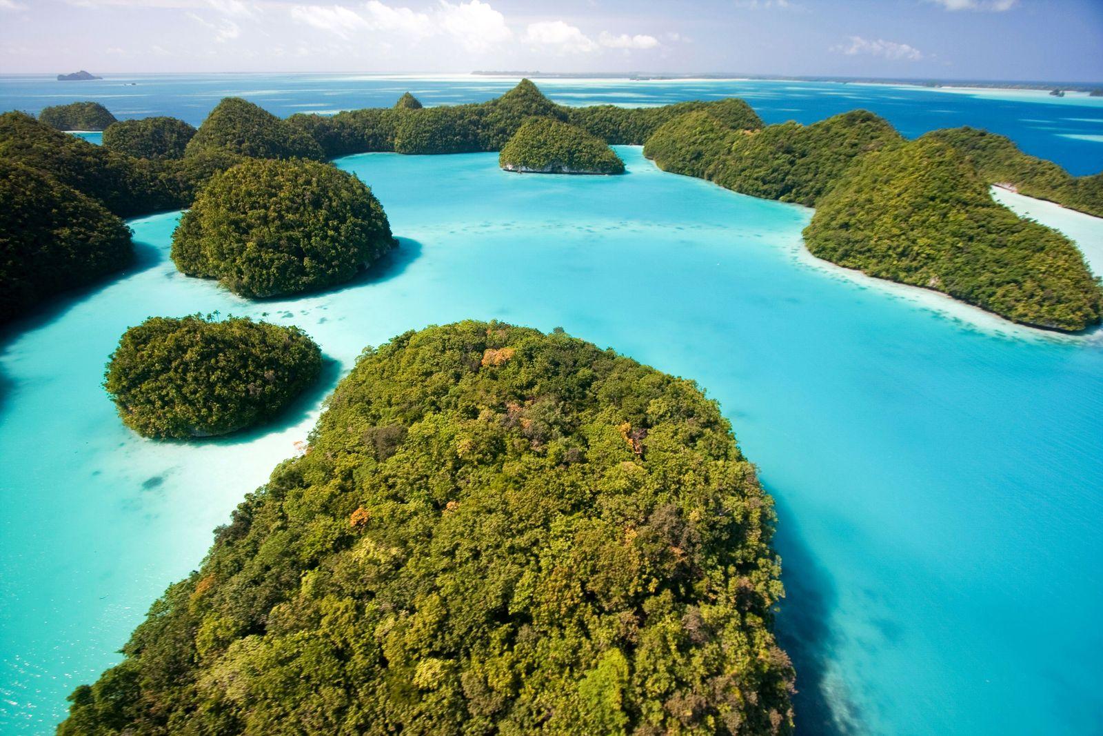 PALAU / Palau's Rock Islands