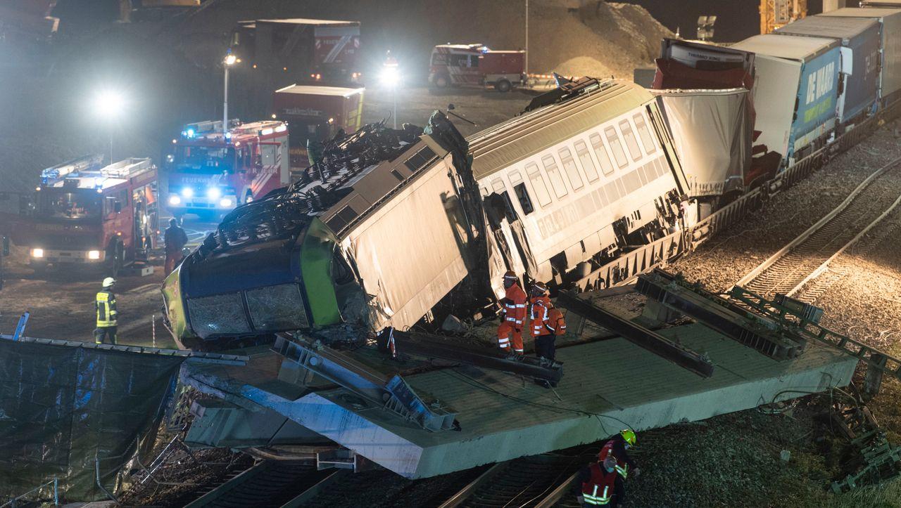Landeskriminalamt ermittelt nach tödlichem Zugunglück nahe Freiburg - DER SPIEGEL - Panorama