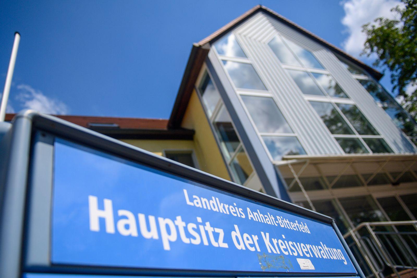 Cyberattacke: Katastrophenfall im Landkreis Anhalt-Bitterfeld