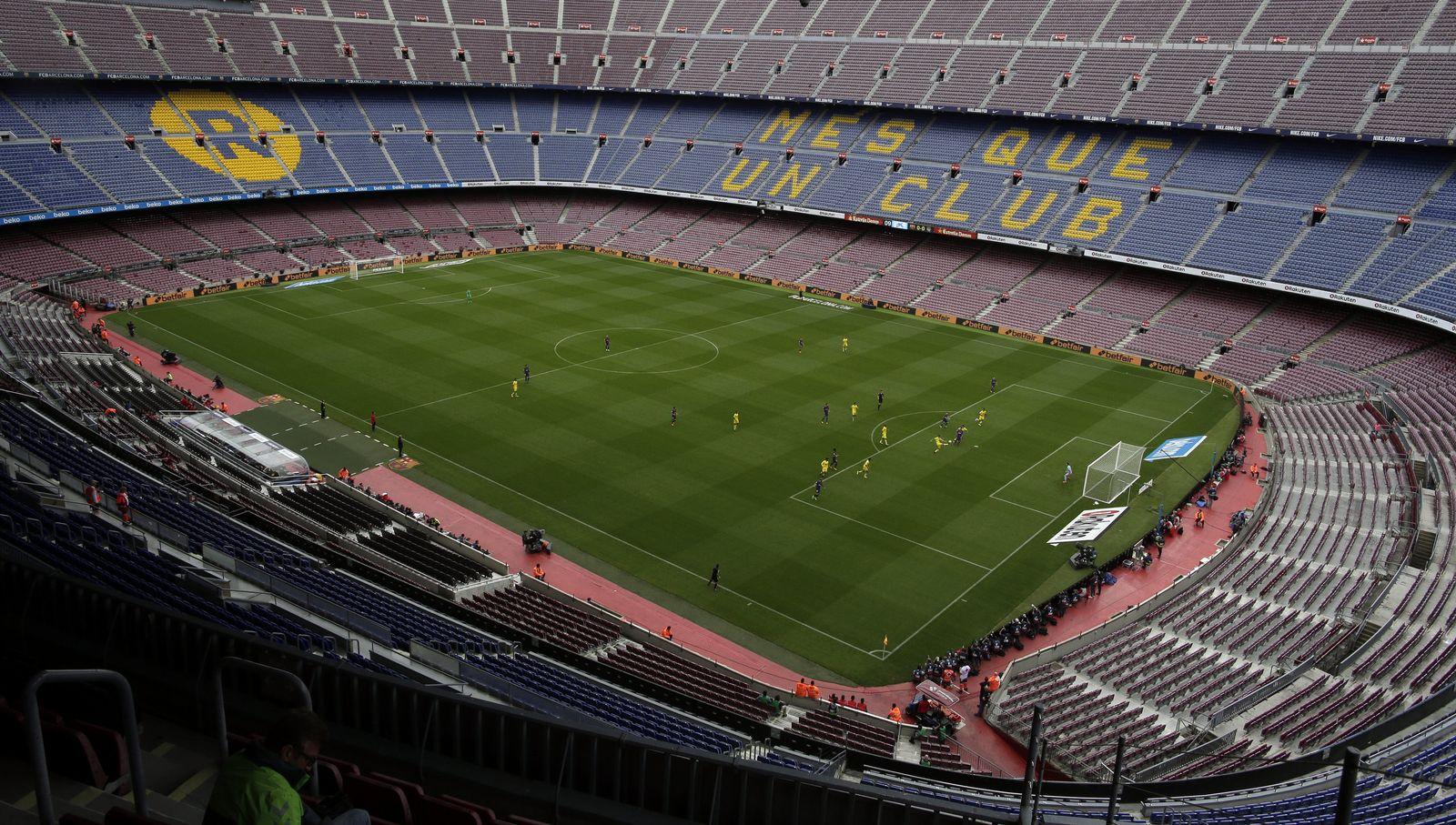 FC Barcelona - UD Las Palmas