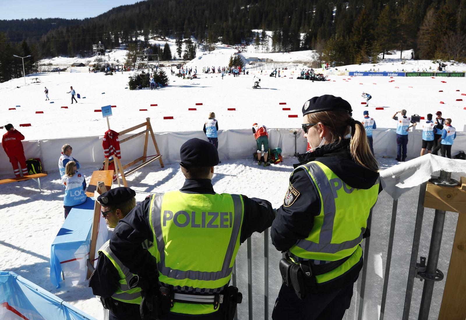 Austria Nordic Worlds Doping Raids