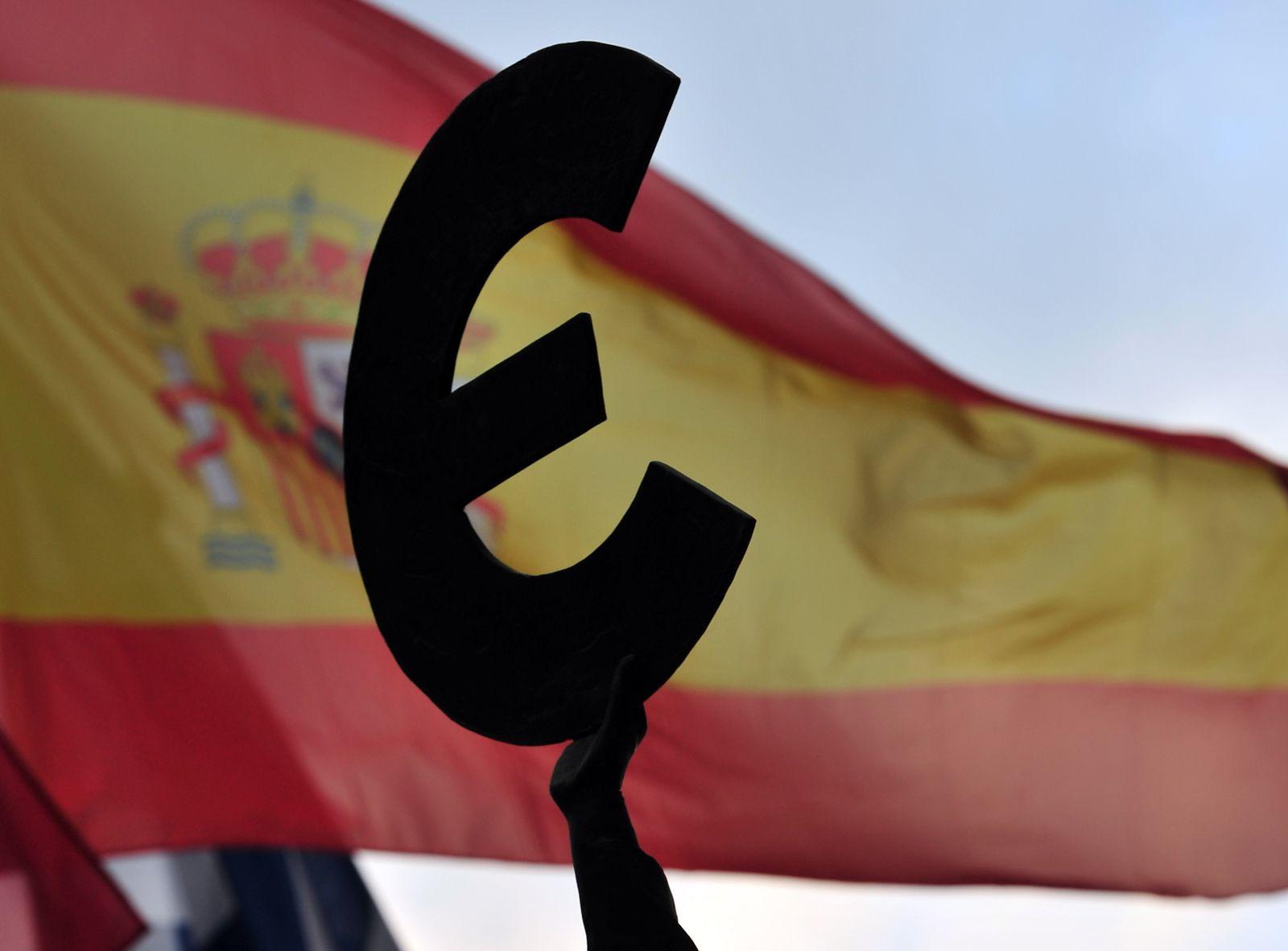 NICHT VERWENDEN Euro Spain