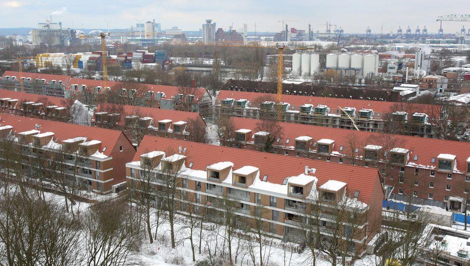 Siedlung in Hamburg-Wilhelmsburg: Innenstadtlagen gewinnen weiter an Wert - oder nicht?