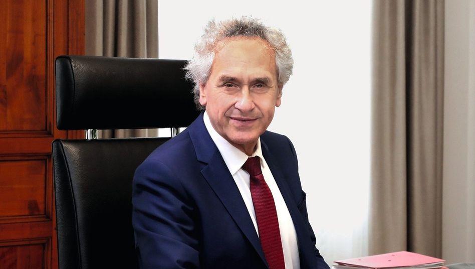 Freisinger Behördenchef Petz:Den Flughafenmanagern die Stirn bieten