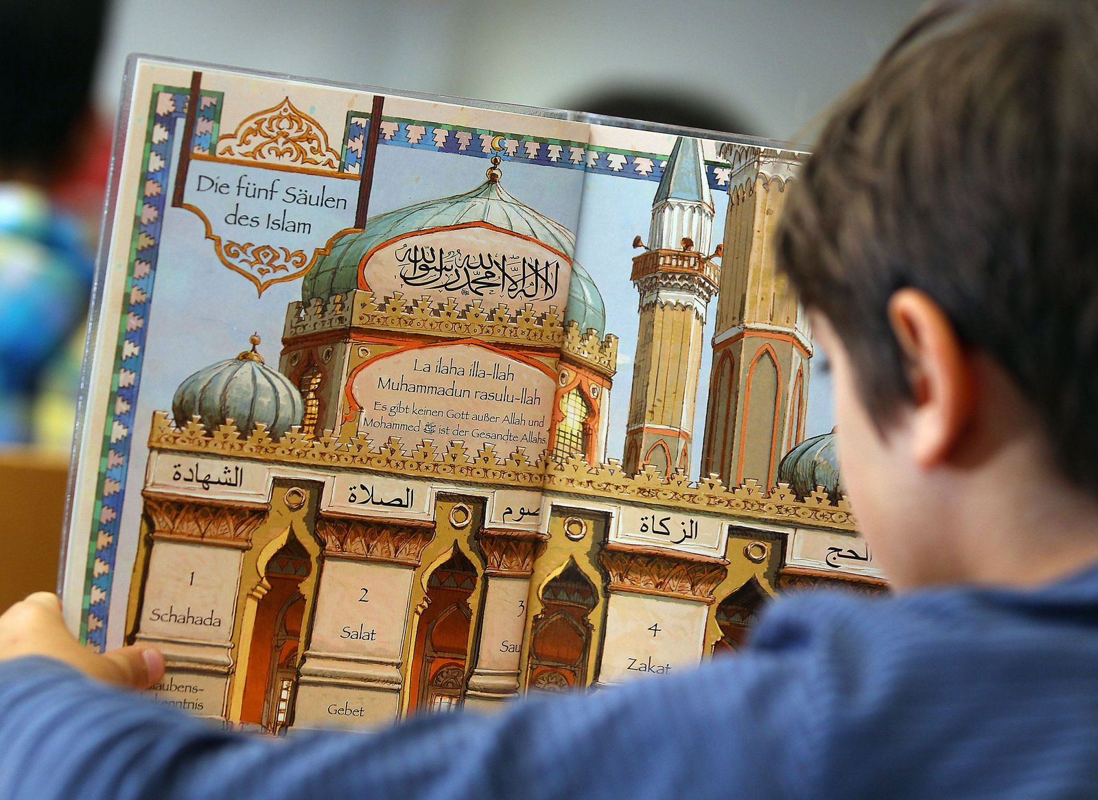 Islamunterricht Schule