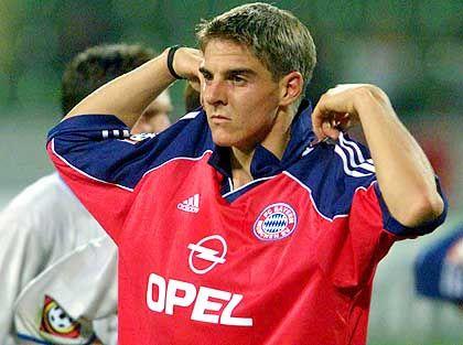 """Künftiger Bayern-Profi Sebastian Deisler: """"Weil ich glaube, dass er es wert ist"""""""