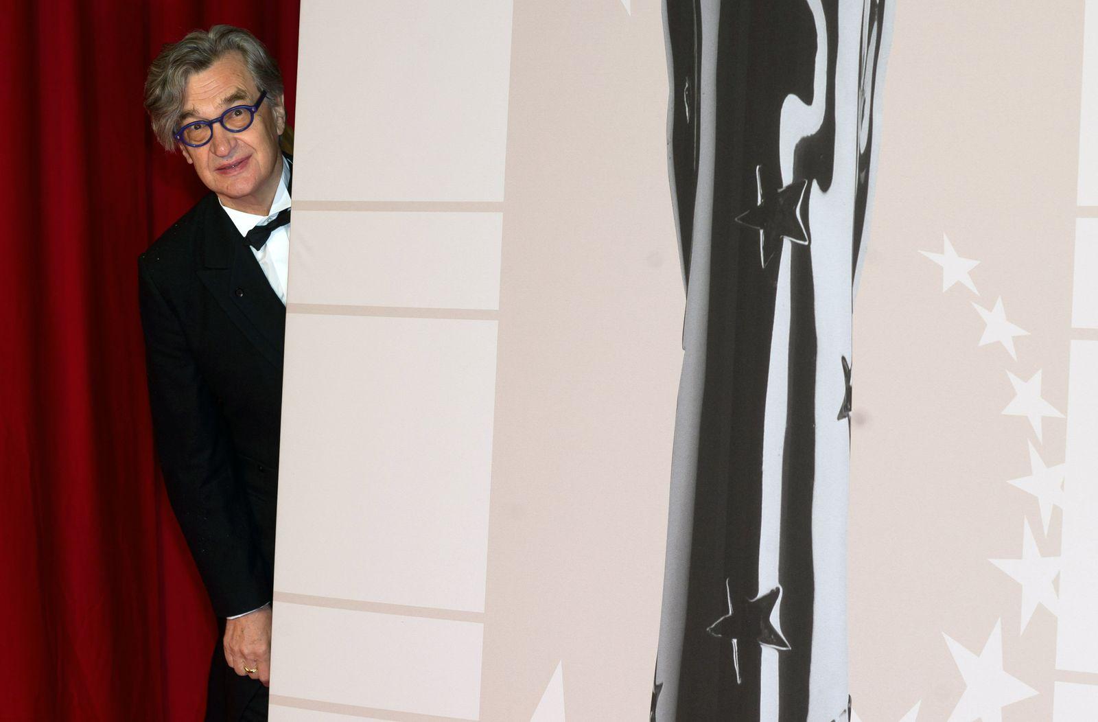 26. Europäischer Filmpreis Win Wenders