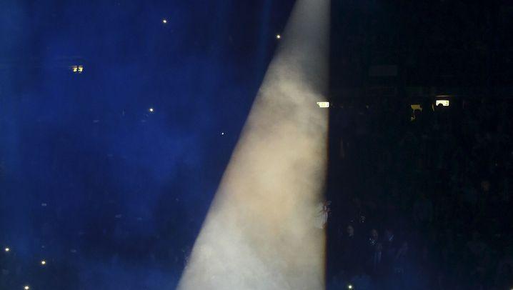 MTV Europe Music Awards: Glitzer, Feuer, Preise