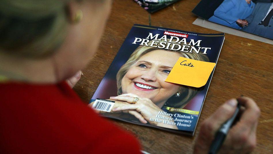 """Newsweek""-Ausgabe"