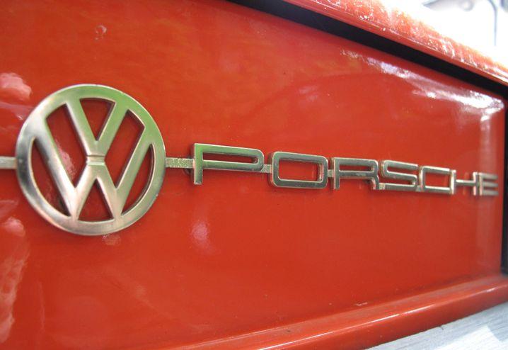 """Kooperationsprojekt """"VW-Porsche 914"""": Der Sportwagen wurde in den siebziger Jahren gefertigt - jetzt soll Porsche in den VW-Konzern integriert werden"""