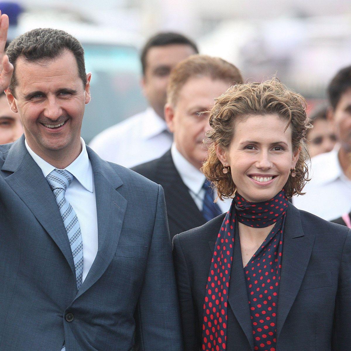 Syriens First Lady Asma Al Assad Die Schone Und Der Schlachter Der Spiegel