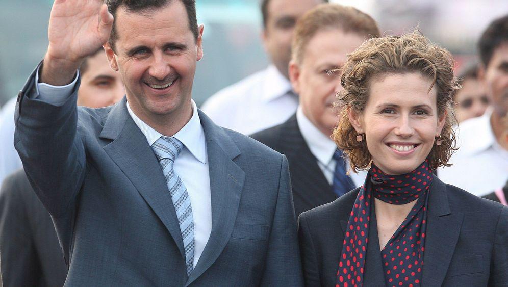 Asma al-Assad: Die Frau des Schlächters