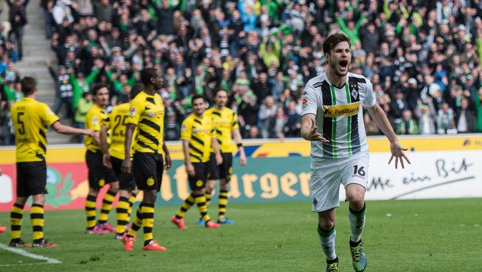 Gladbachs Mittelfeldspieler Nordtveit: Sieg gegen den BVB