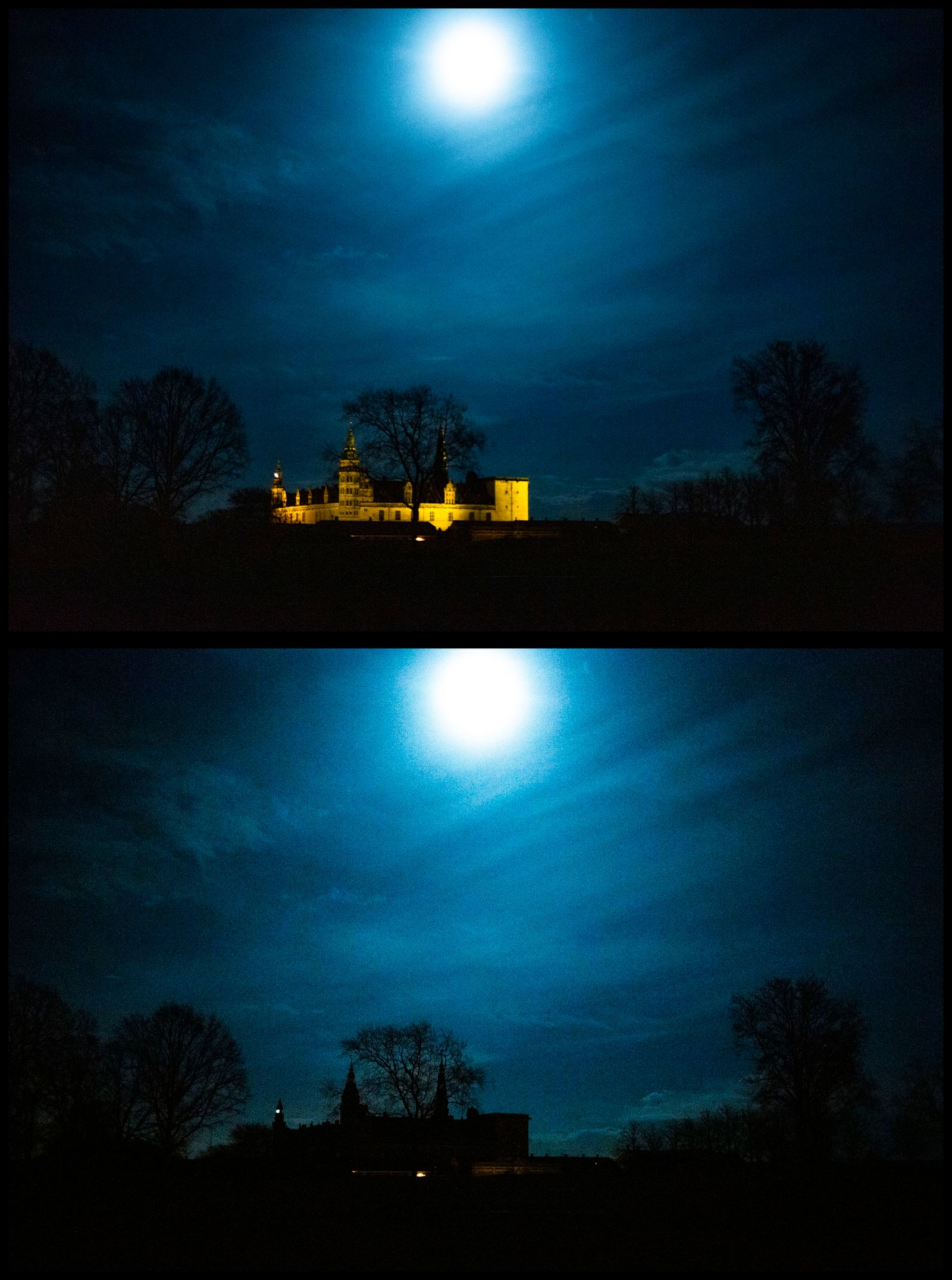 Earth Hour in Denmark