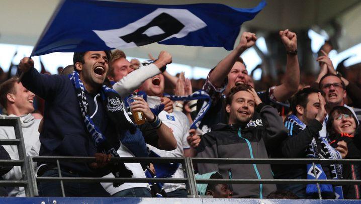 HSV-Fans: Zittern, bangen, jubeln