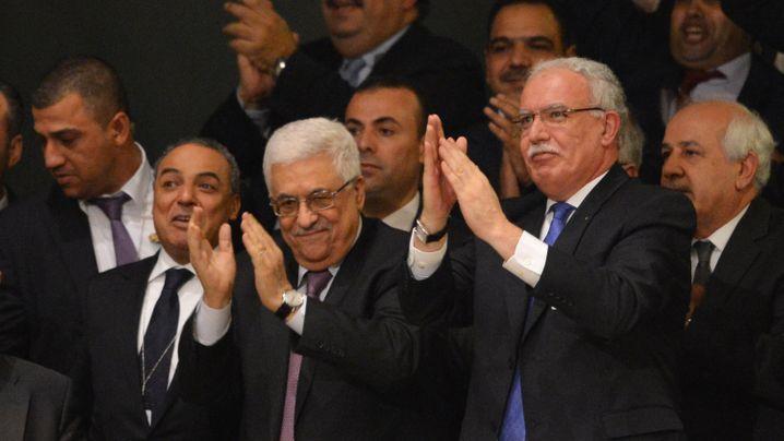 Uno-Vollversammlung: Der Triumph des Mahmud Abbas
