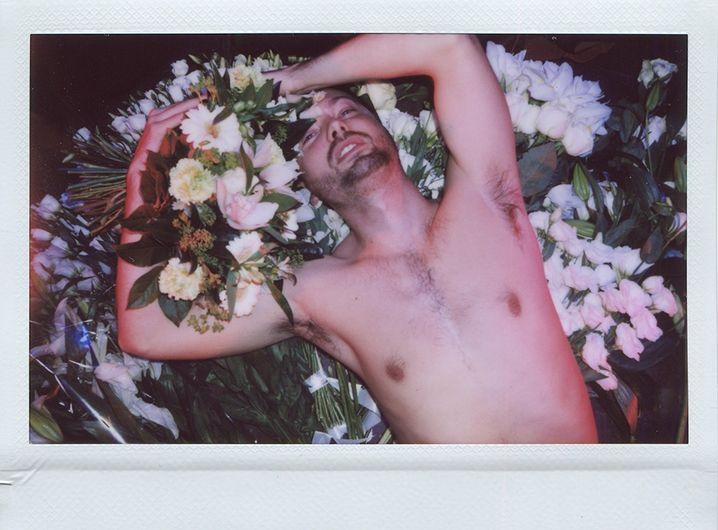 Mazurenko-Porträt: Digitale Trauerarbeit