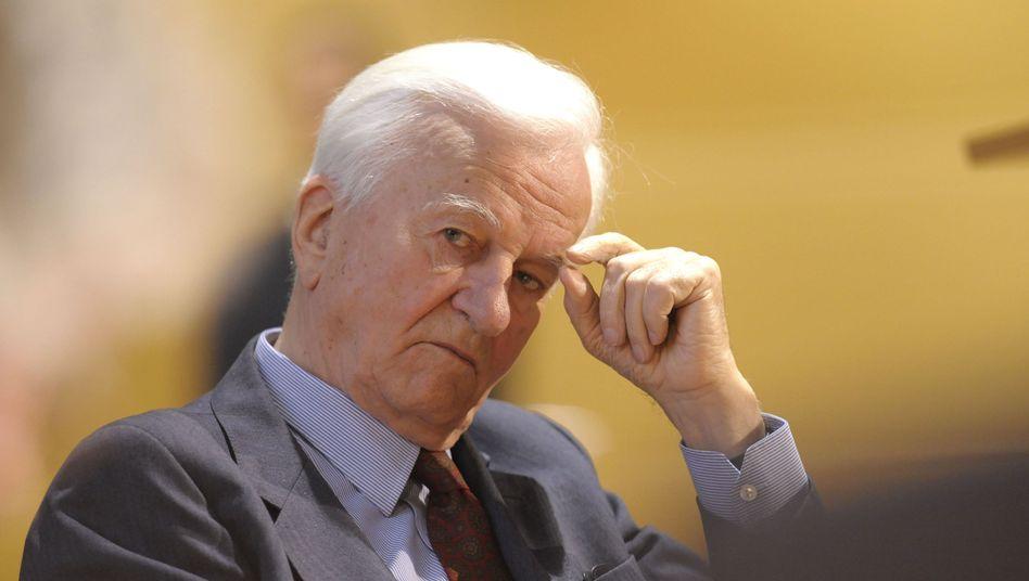 """Richard von Weizsäcker: """"Für ihn war die Partei ein Mittel zum Zweck"""""""
