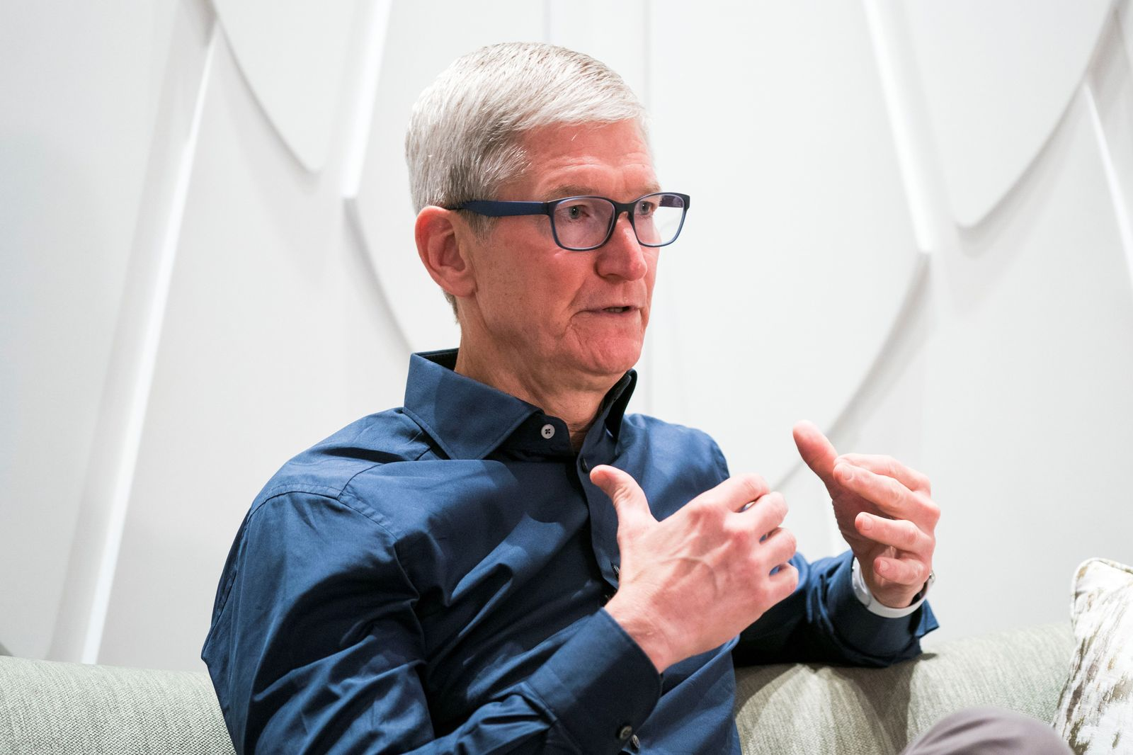 Apple/ Tim Cook