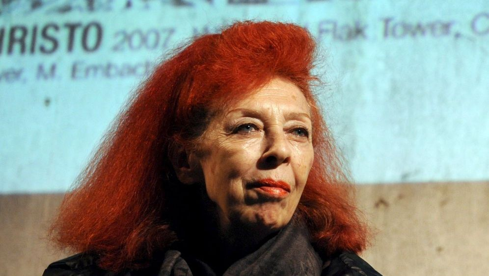 Jeanne-Claude: Christos andere Hälfte