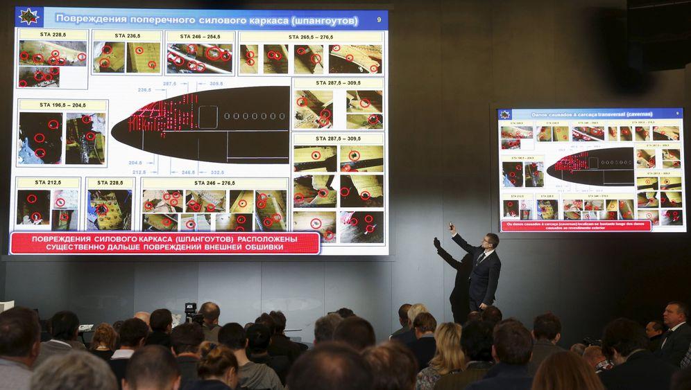 Abschuss von MH17: Die zweifelhaften Argumente des Buk-Herstellers