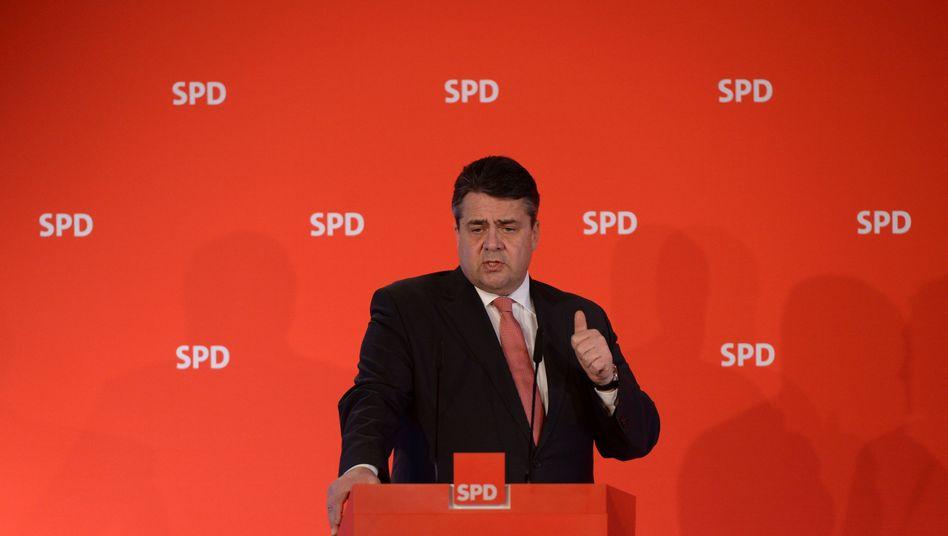 SPD-Chef Gabriel: Schnellboot-Deal aus dem Sommer 2015
