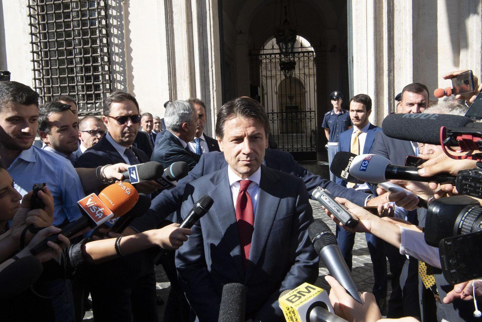Italien plant für 2019 deutlich mehr Schulden
