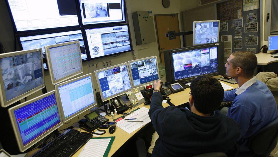 Computerlabor an der Ben-Gurion-Universität in Be'er Sheva (Archivbild von 2011): Enge Kooperation zwischen Forschung, Militär und Unternehmen