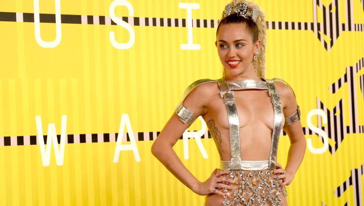 MTV Video Music Awards: Swift gewinnt, Cyrus flucht, Bieber weint