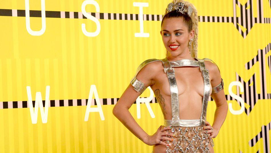 MTV Video Music Awards: Verfluchte Show