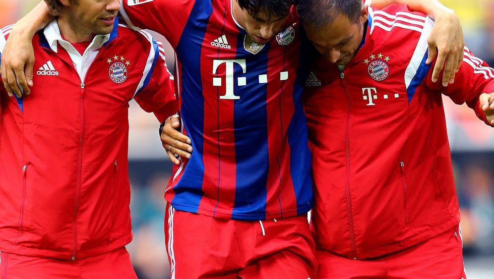 Fotostrecke: Der Bayern-Schock