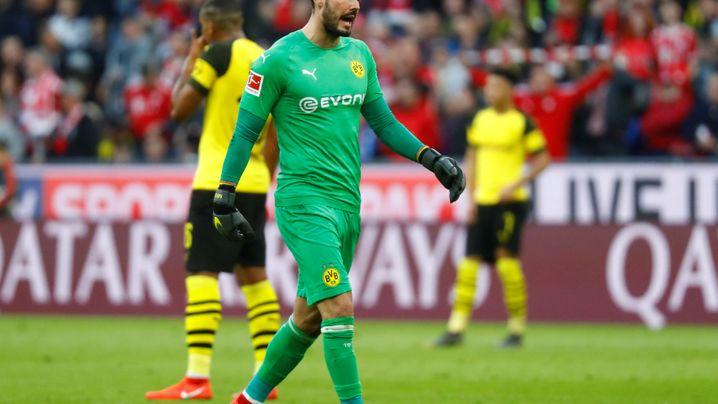 0:5 in München: Der BVB in der Einzelkritik