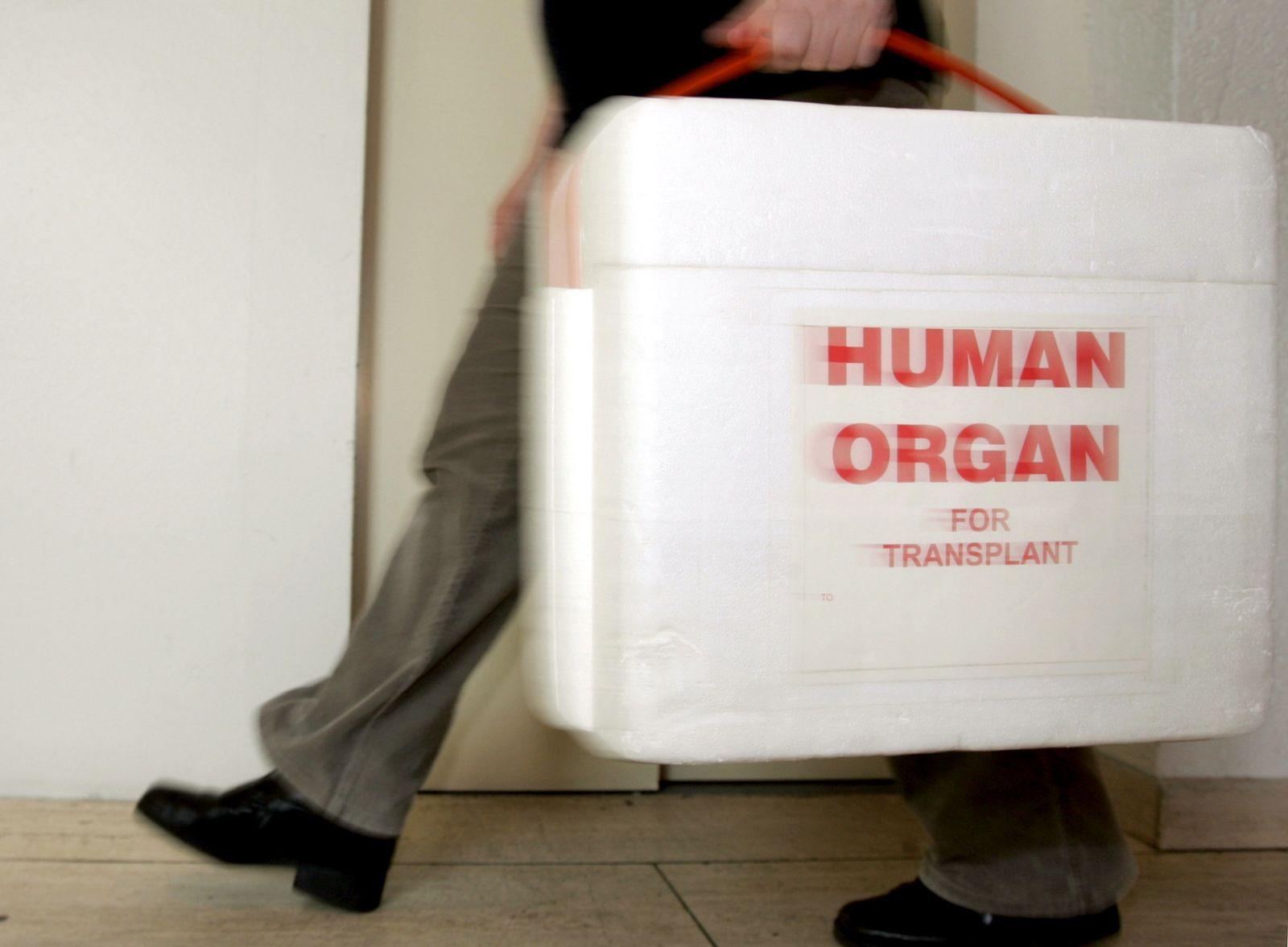 NUR FÜR SPAM Münchner Unimediziner soll Organspende-Daten gefälscht haben