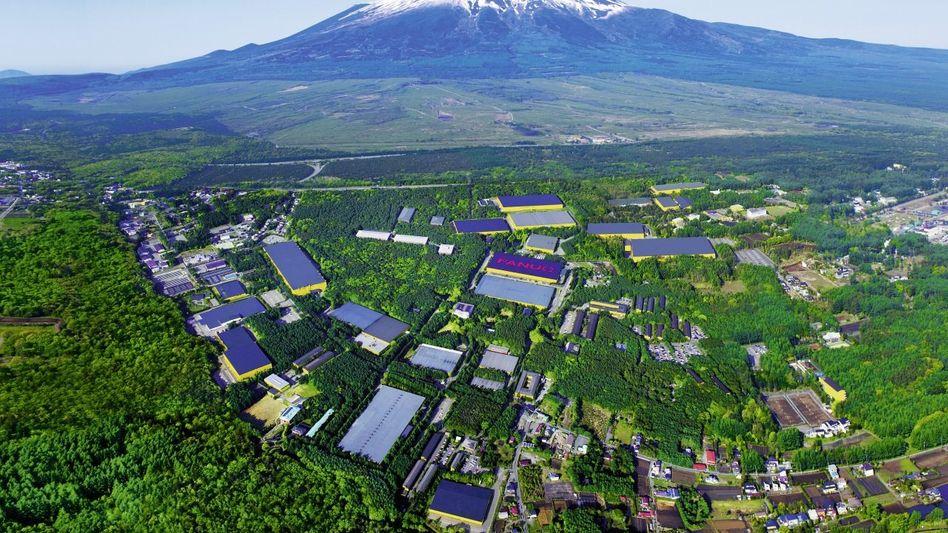 Fanuc-Fabriken am Fuße des Fuji: Arbeitsschichten von bis zu 720 Stunden