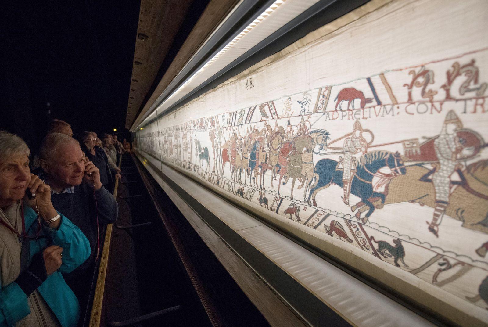 Wandteppich von Bayeux