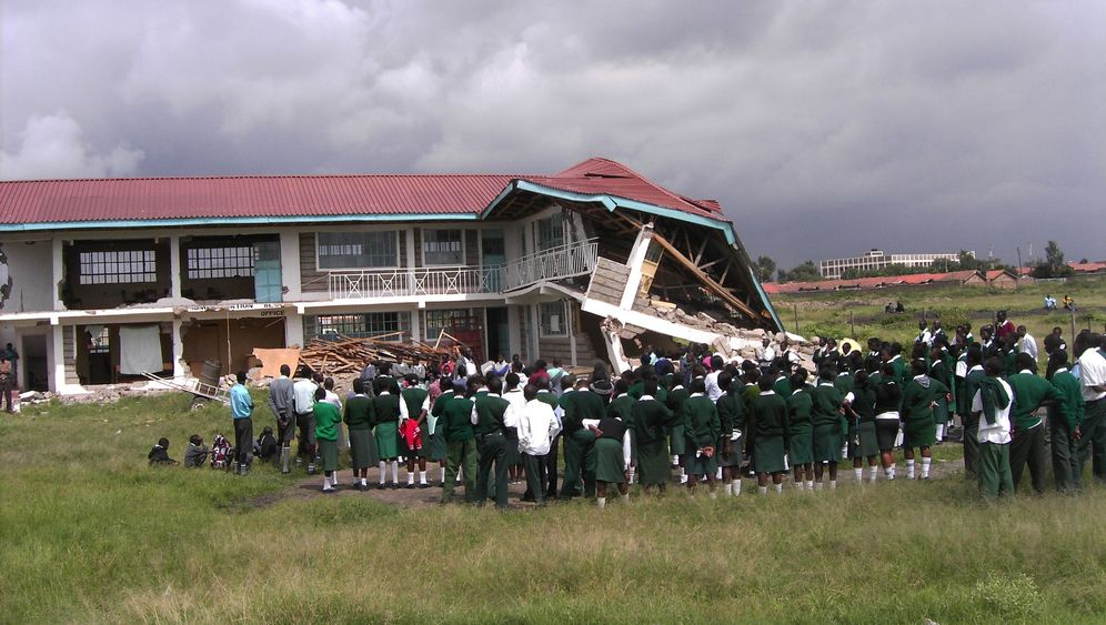 Entwicklungshilfe: Wildwest in Kenia