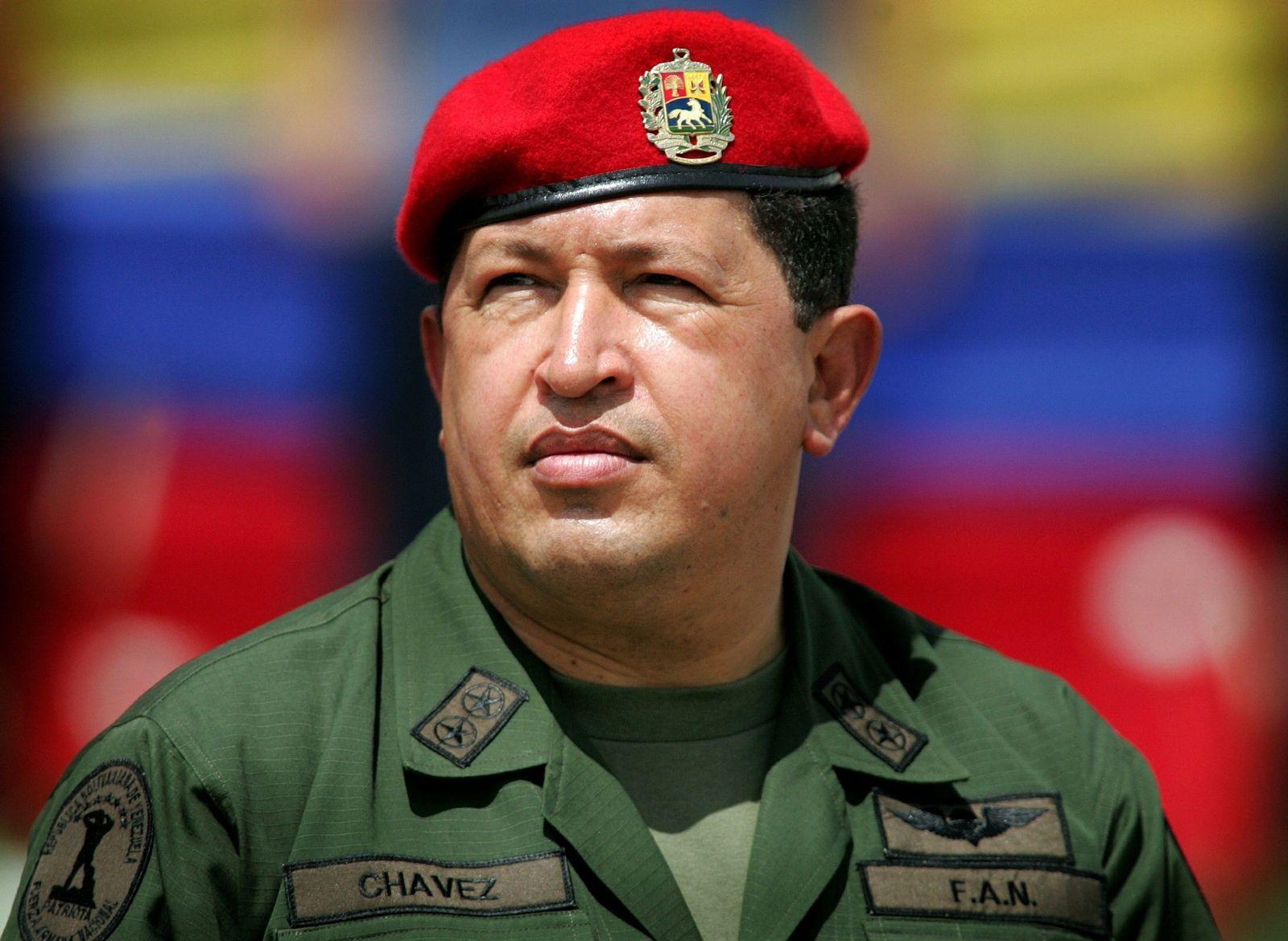 Hugo Chavez / Odebrecht