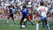 90 Minuten mit Diego Maradona