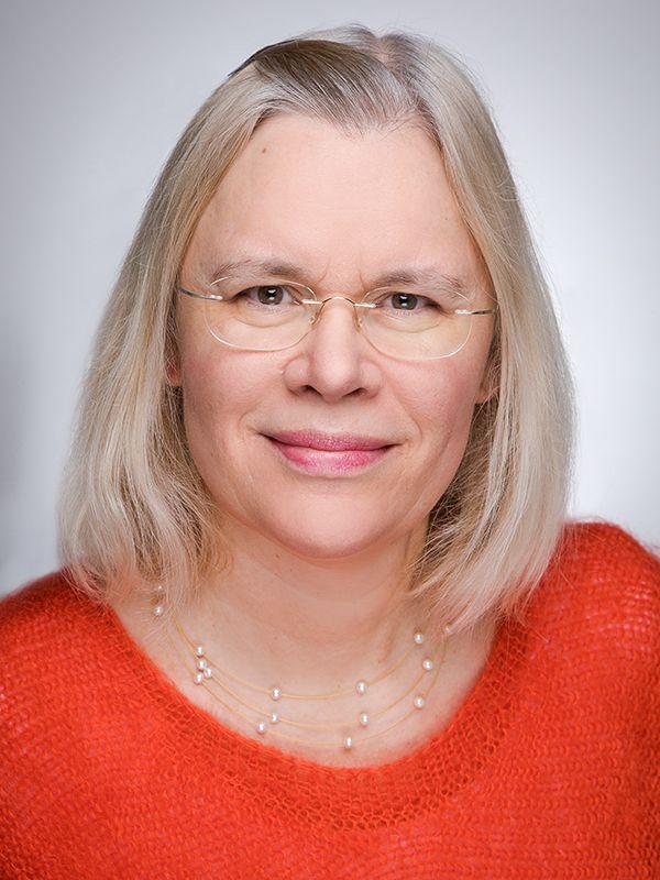 Barbara Günther-Haug: »Das ist das Problem mit der Angst – sie schaukelt sich sehr schnell aus sich selbst heraus auf«