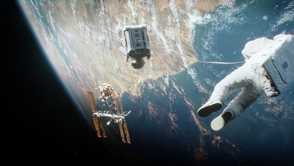 """""""Gravity""""-Regisseur Cuarón: """"Und die Achterbahnfahrt beginnt sofort"""""""
