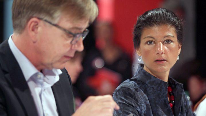 Sahra Wagenknecht: Wandel durch Annäherung