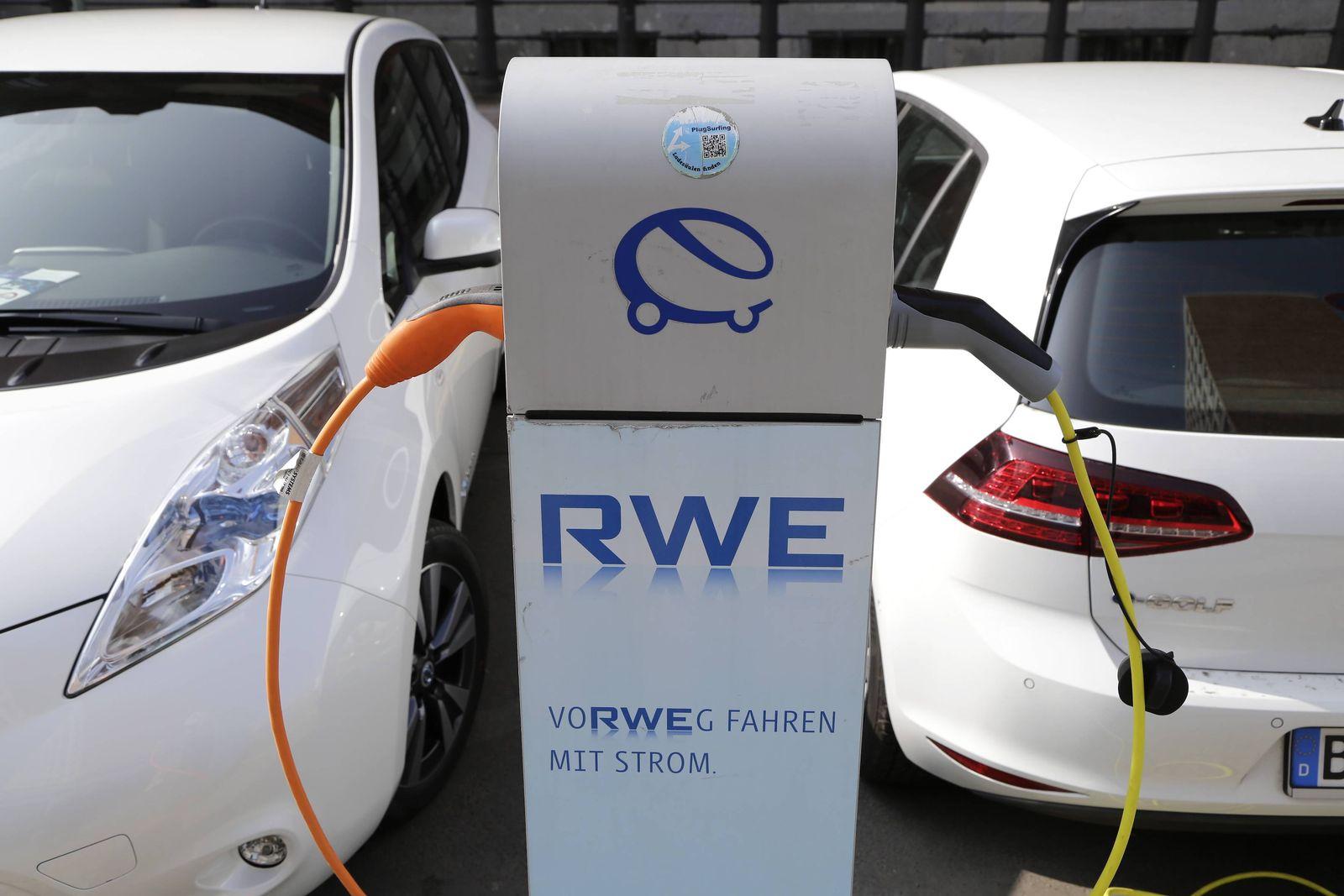 Elektroautos / RWE