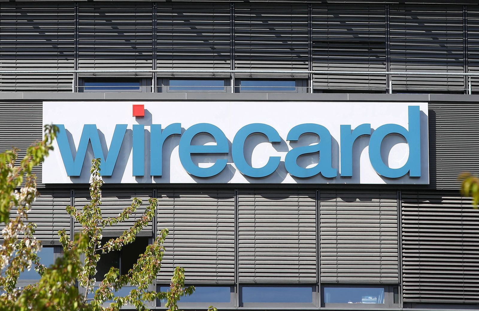 FILE PHOTO: The headquarters of Wirecard AG is seen in Aschheim near Munich