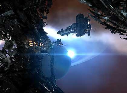 """Onlinespiel """"Eve Online"""": """"Ich hatte nie das Vergnügen, auf sie zu schießen"""""""