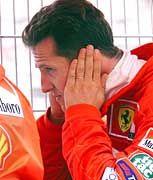 Michael Schumacher glaubt an eine Siegchance beim Großen Preis von Spanien